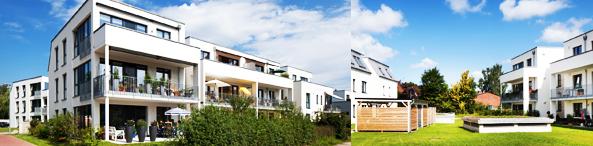 Duenkel bau referenzen wohnungsbau for Villa wedel